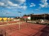 Aparthotel Castillo de Elba tennis court