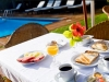 Araxa Hotel breakfast