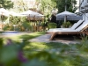 Araxa Hotel garden