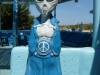 Blue Bar Alien