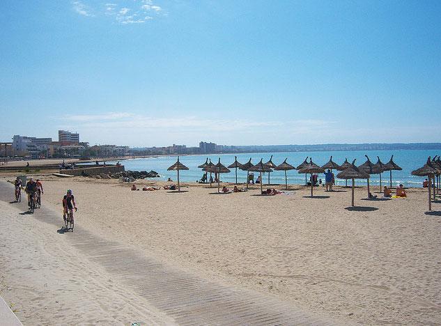 Cala Estancia And Can Pastilla Beach