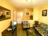 Caleta Garden Aparthotel Living Room