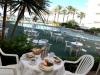 hotel hm tropical beach breakfast