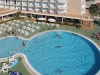 hotel hm tropical beach swimming pool