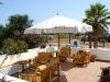 hostal illes pitiuses terrace