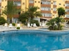 hostal levante pool