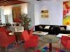 Hostal living room