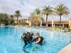 Pollentia Club Resort diving school