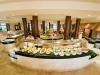 Pollentia Club Resort restaurant buffet