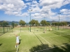 Pollentia Club Resort tennis court