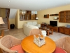 Villa Lara living room