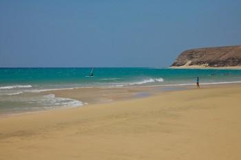Sotavento Beach Fuerteventura Surf Beach Sotavento